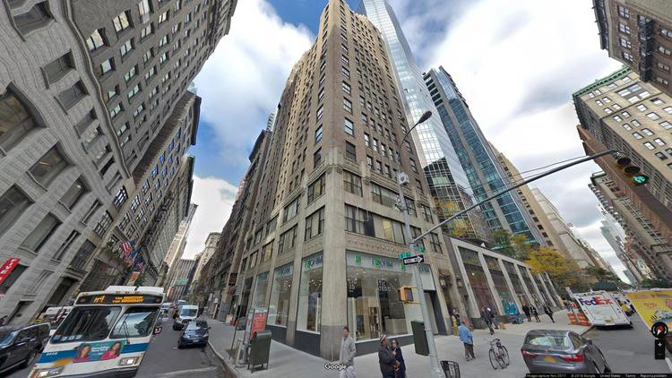 lease office 152-156 madison avenue
