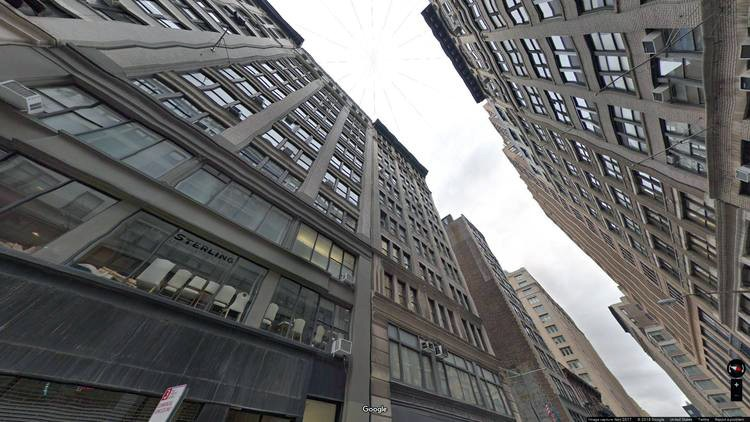 let office 152 west 25th street