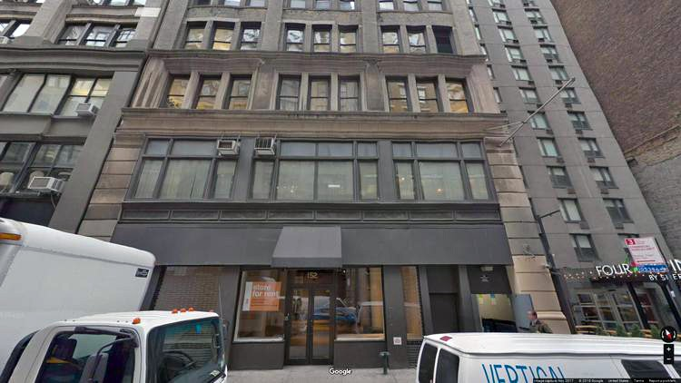 rent office 152 west 25th street