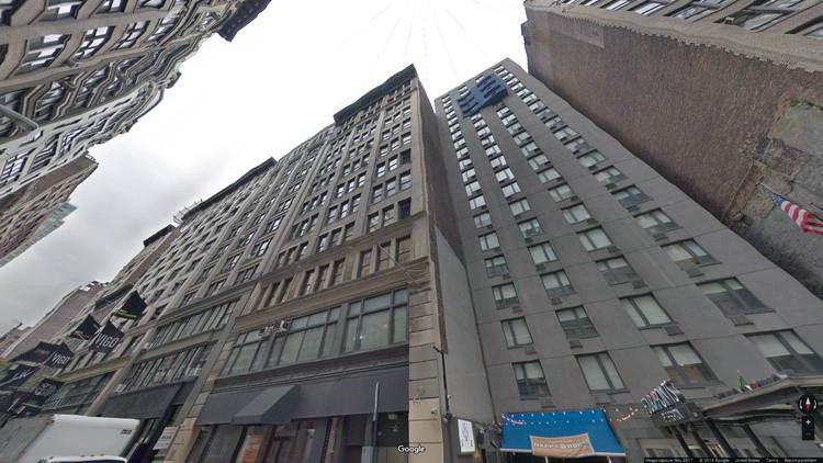 lease office 152 west 25th street