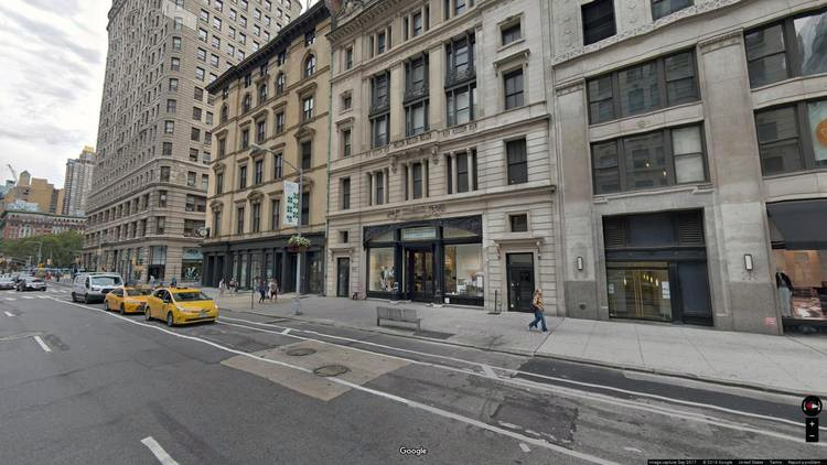 lease office 155 fifth avenue