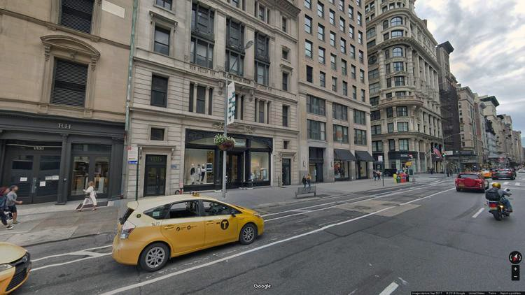 let office 155 fifth avenue