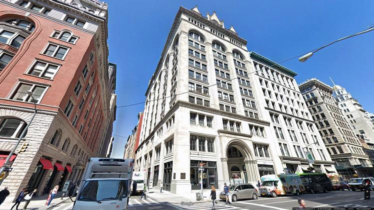 lease office 156 fifth avenue