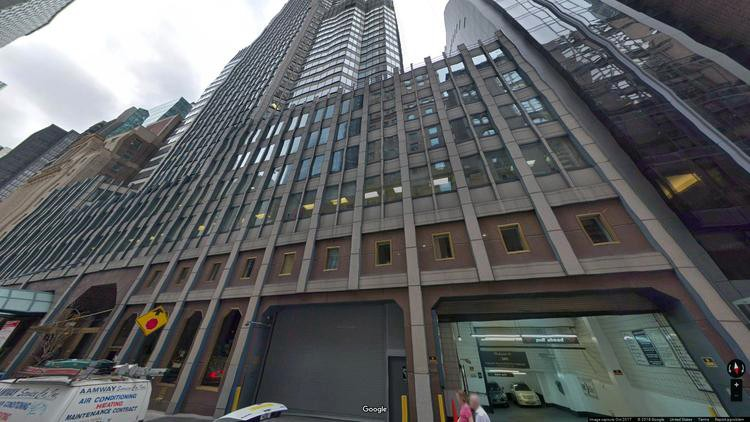 lease office 156 west 56th street