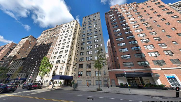 lease office 157 east 72nd street