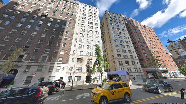 rent office 157 east 72nd street