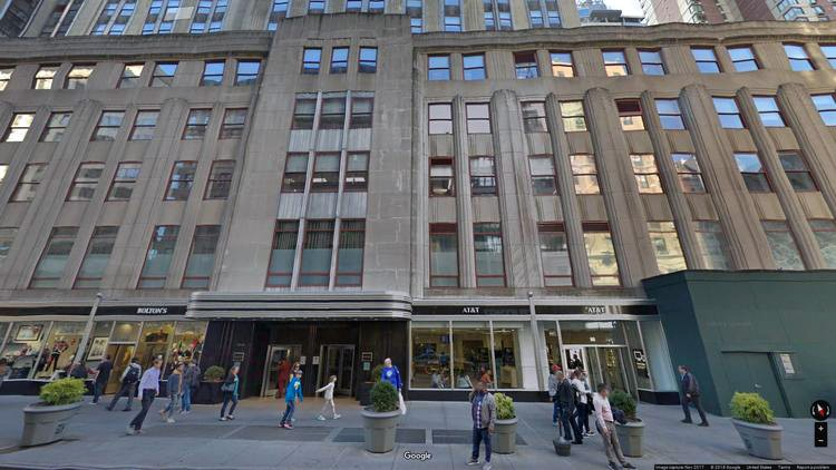 rent office 16 east 34th street
