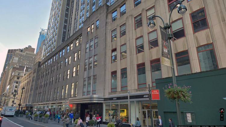 lease office 16 east 34th street