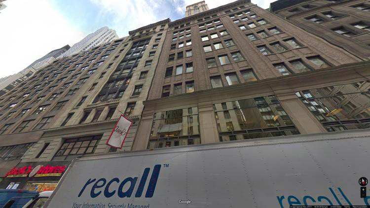 rent office 16 east 40th street
