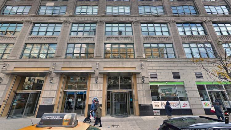 rent office 160-172 varick street