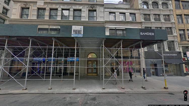 rent office 162 fifth avenue