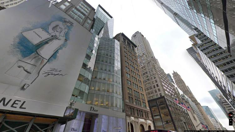 rent office 17-21 east 57th street
