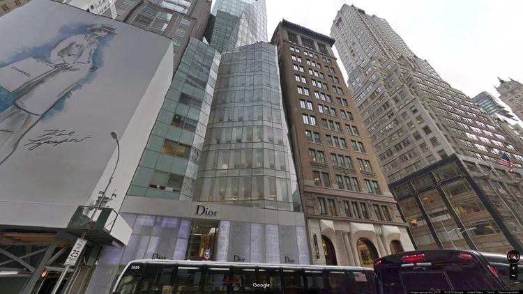 let office 17-21 east 57th street