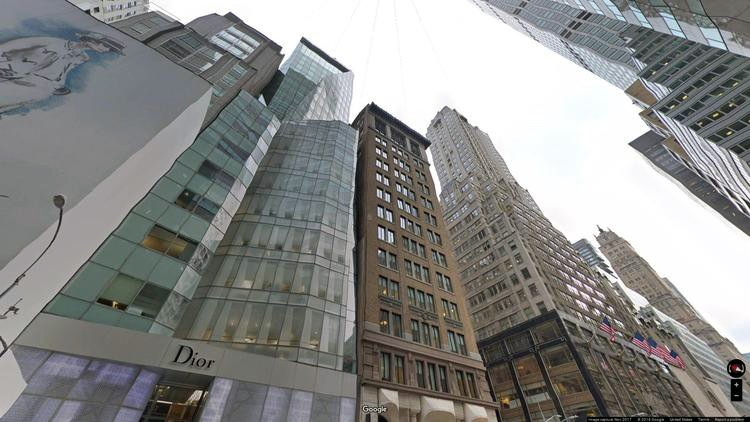 lease office 17-21 east 57th street