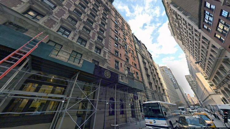 lease office 17 east 27th street