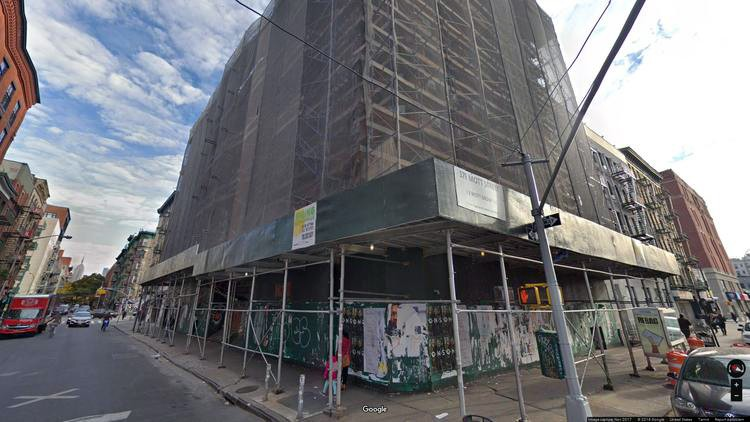 lease office 174-178 mott street