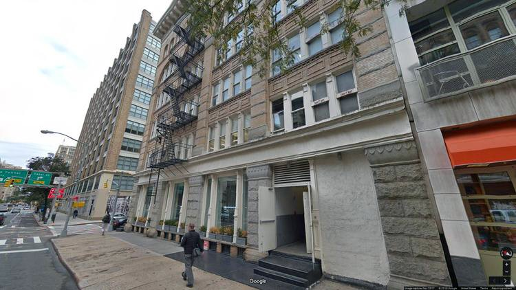 lease office 174 hudson street