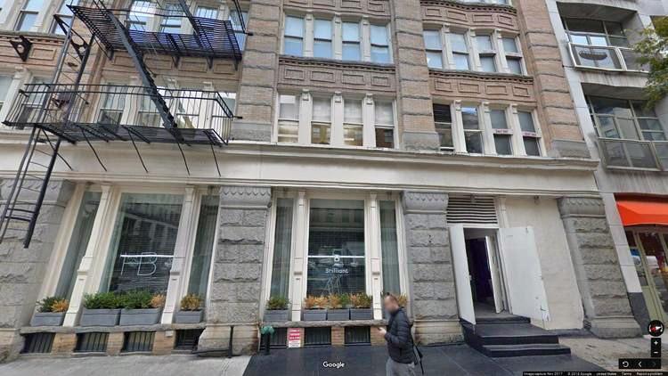 rent office 174 hudson street