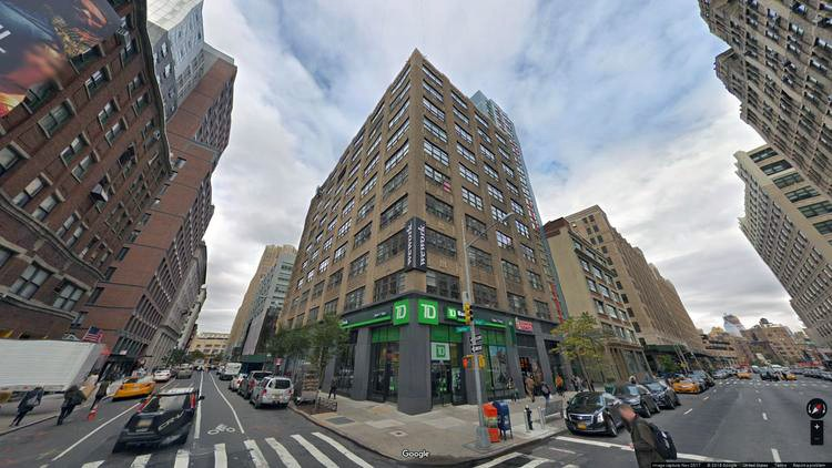 lease office 175 varick street