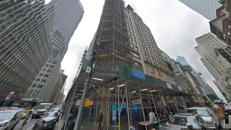 let office 18 east 48th street