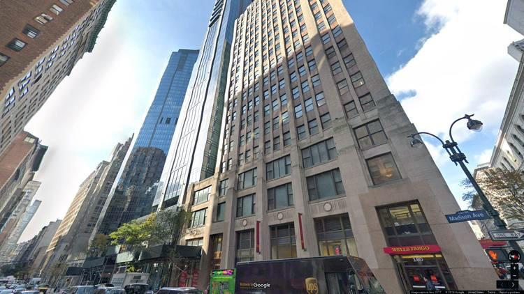 lease office 180 madison avenue