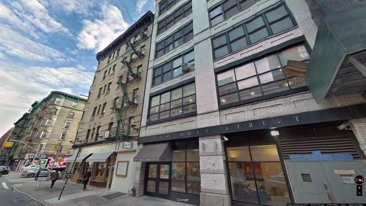 let office 180 mott street