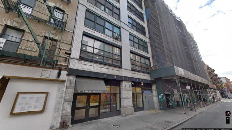lease office 180 mott street