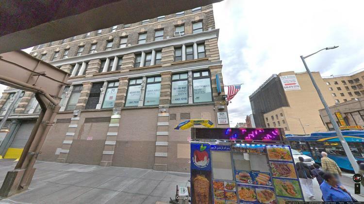 let office 1825 park avenue