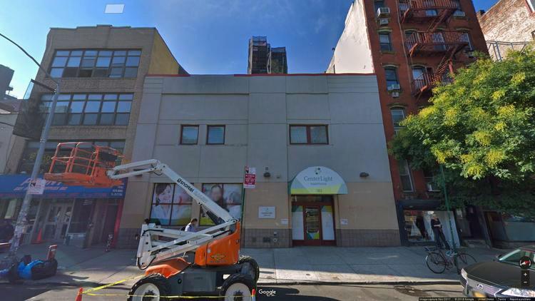 rent office 183 chrystie street