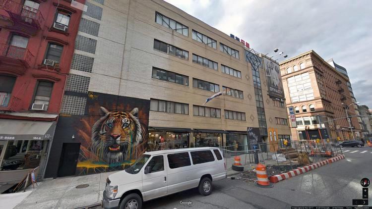let office 188 lafayette street