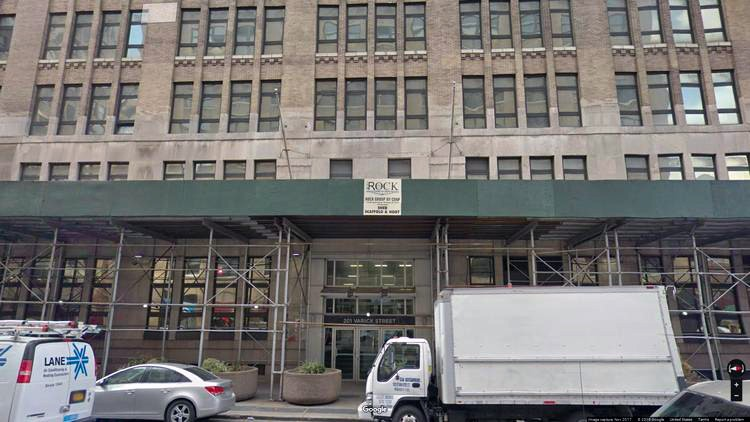 rent office 189-205 varick street