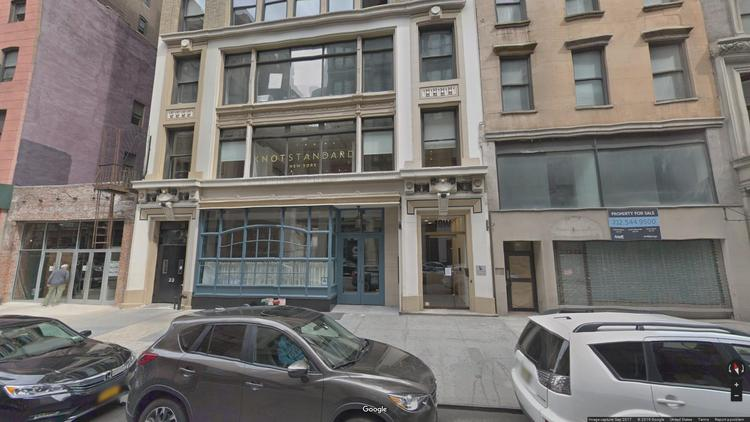 rent office 19-21 west 24th street