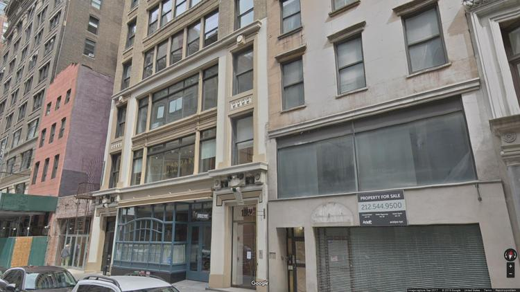 lease office 19-21 west 24th street