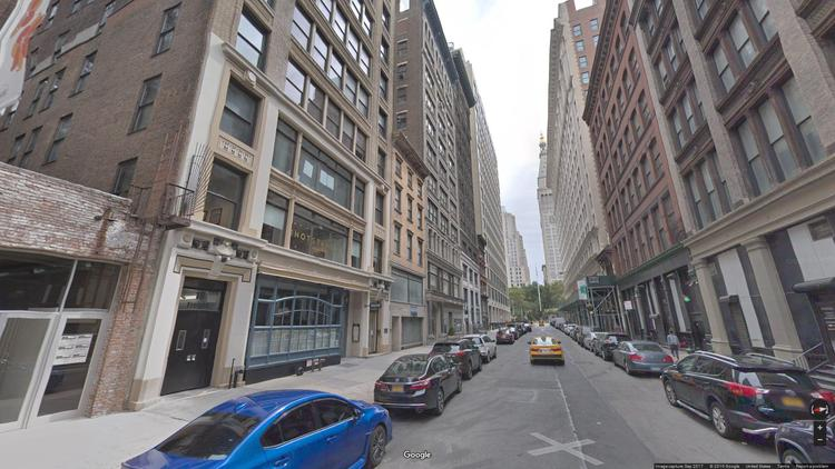 let office 19-21 west 24th street