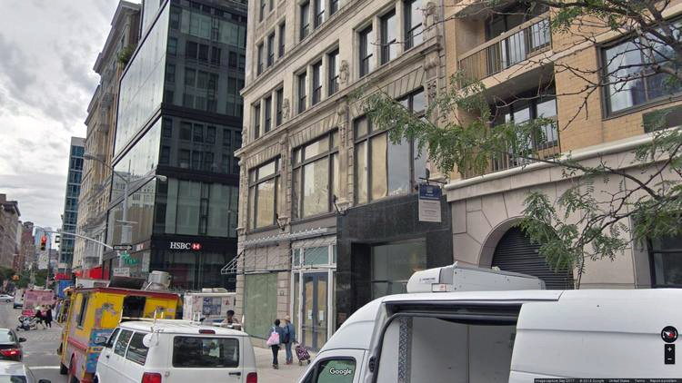 lease office 19 union sq w