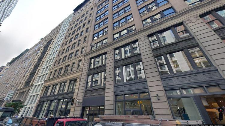let office 19 west 21st street