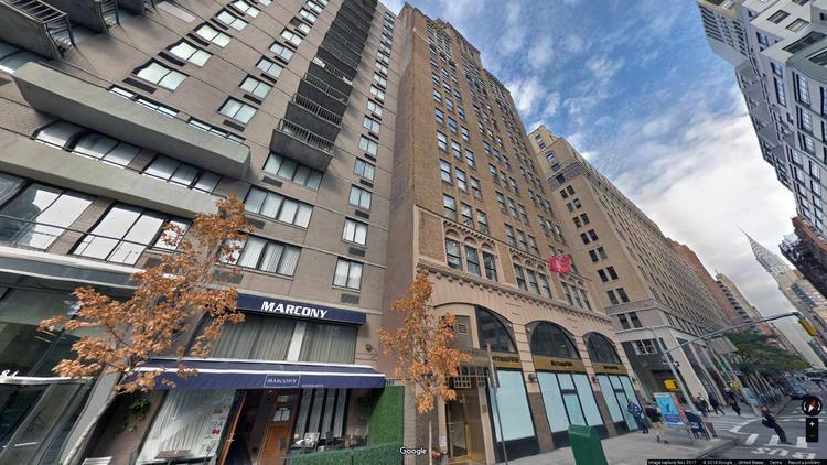lease office 192 lexington avenue