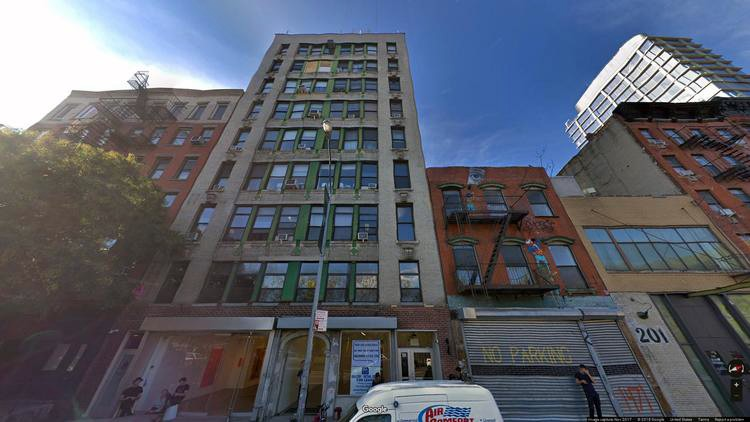 let office 195-197 chrystie street