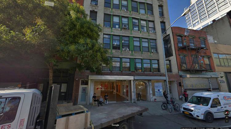 rent office 195-197 chrystie street