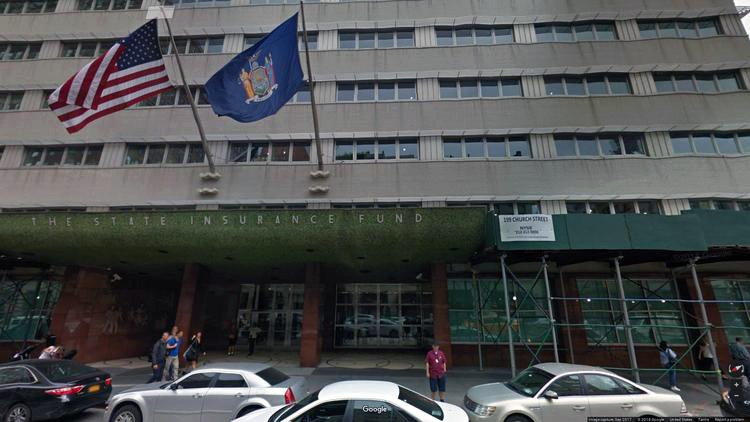 rent office 199 church street