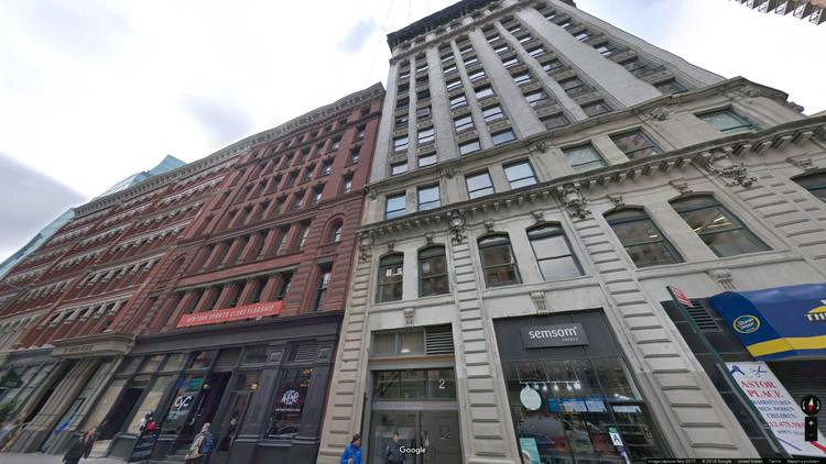 let office 2-20 astor place
