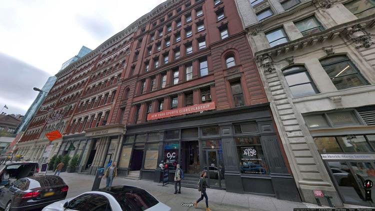 lease office 2-20 astor place