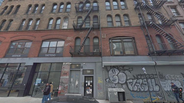 rent office 2-4 spring street