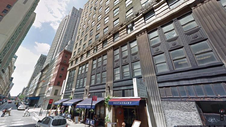 lease office 2 lafayette street