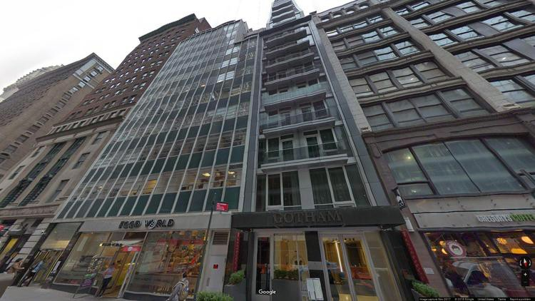let office 20 east 46th street