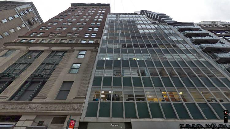 lease office 20 east 46th street