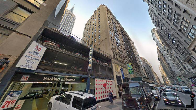 let office 20 west 36th street