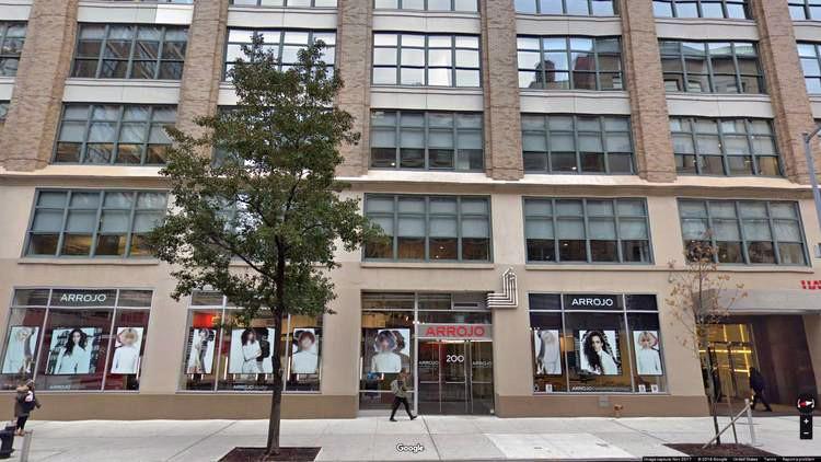 rent office 200 hudson street