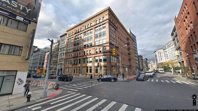 lease office 200 lafayette street