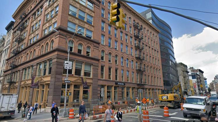 rent office 200 lafayette street